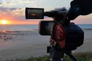 Sunset on Cable Beach. Broome. Kimberley Region of WA.